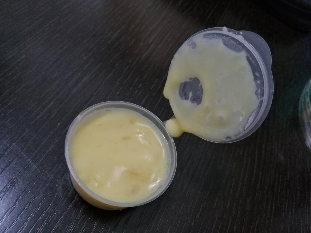パイナップル入りマヨネーズ